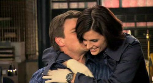 So sweet. This is why I love Castle. They are adorable.