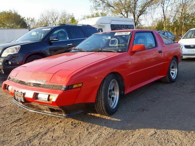 1988 Chrysler Conquest Tsi Chrysler Conquest Chrysler Salvage Cars