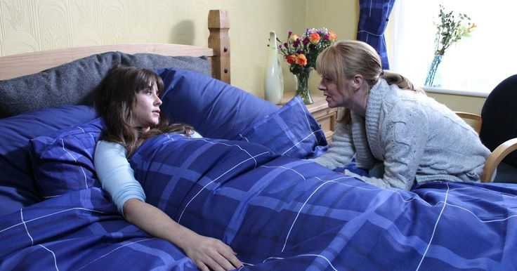 Sally-Ann Matthews and Brooke Vincent star in new film