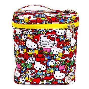 Hello Kitty x Ju Ju Be http://www.alongcamebaby.ca/Ju-Ju-Be-Fuel-Cell-Hello-Kitty-Tick.html
