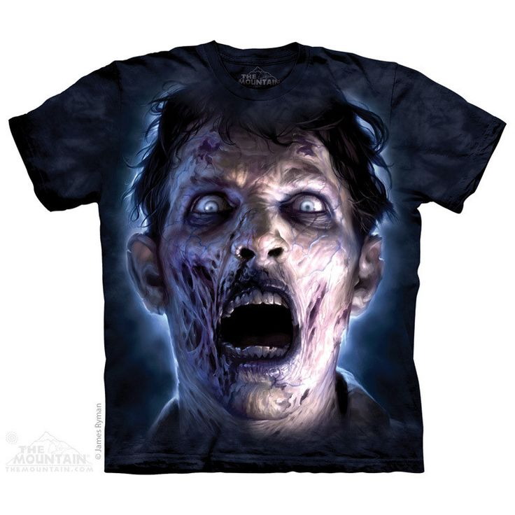 Moonlit Zombie T-Shirt