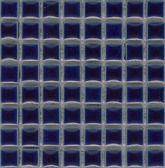 Navy Blue Micromosaic Mosaic Tiles