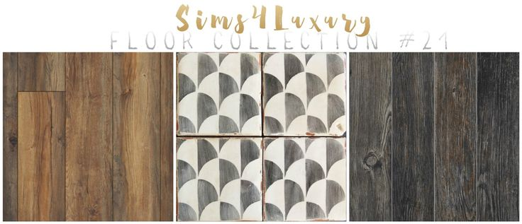 Floor Collection #21 | Sims4Luxury