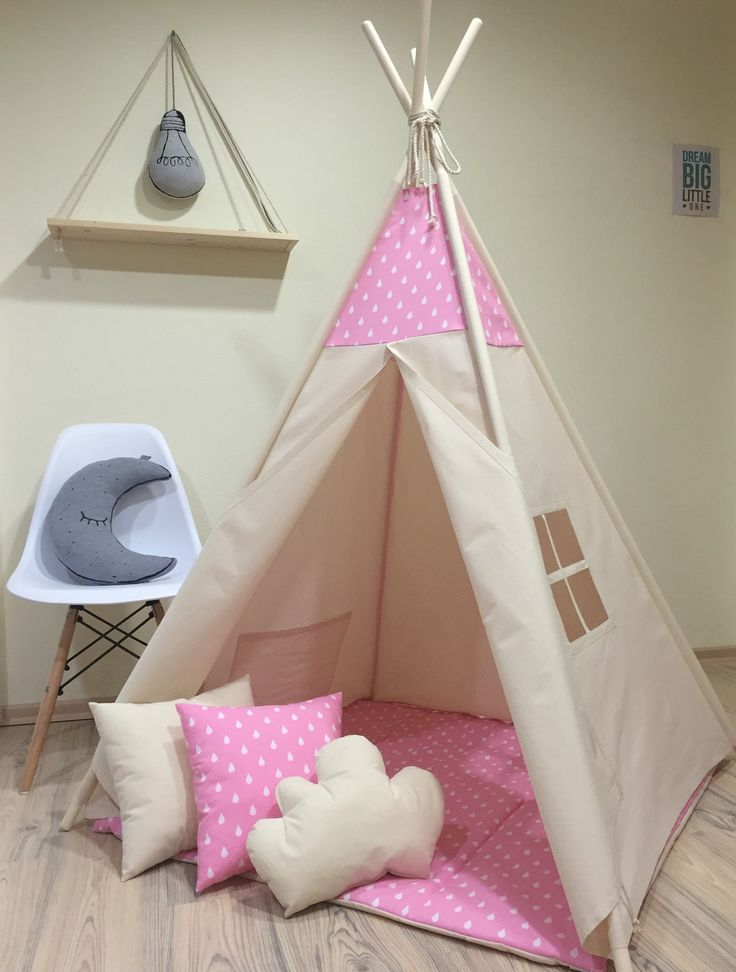 25 b sta id erna om tente 2 chambres p pinterest tente enfant tente indienne och tipi bebe. Black Bedroom Furniture Sets. Home Design Ideas