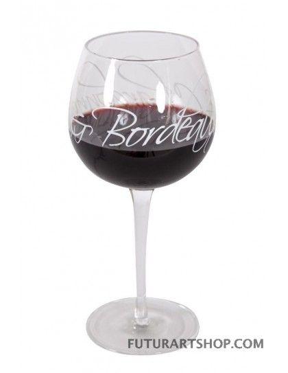 RIVIERA MAISON calice vino bordeaux& chardonnay wine glass