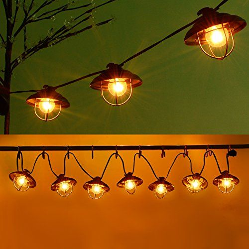 11 best decorative outdoor electric string lights images on pinterest indoor outdoor string. Black Bedroom Furniture Sets. Home Design Ideas