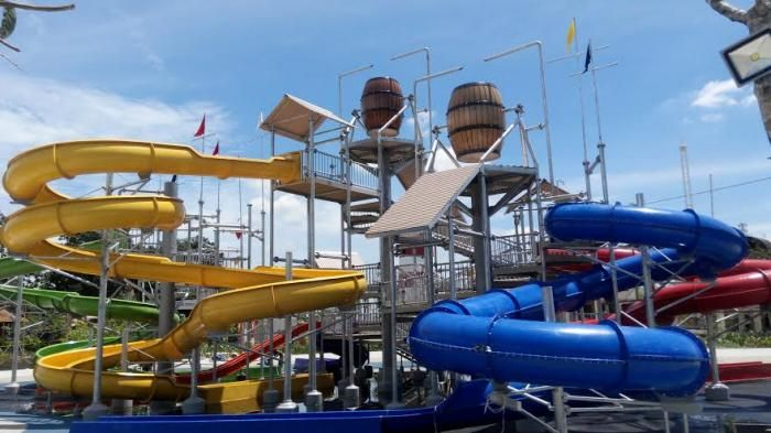 Jogja Bay Waterpark at Yogyakarta ~ Best Wedding Dress