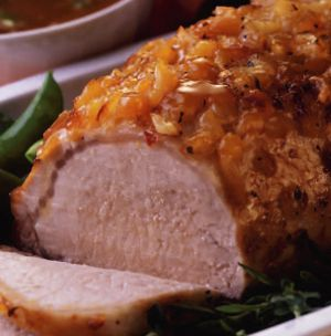 Slow Cooker Pineapple Pork Roast Recipe