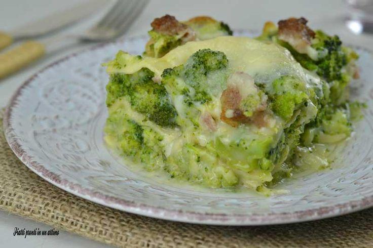 Lasagne+con+broccoli+e+salsiccia