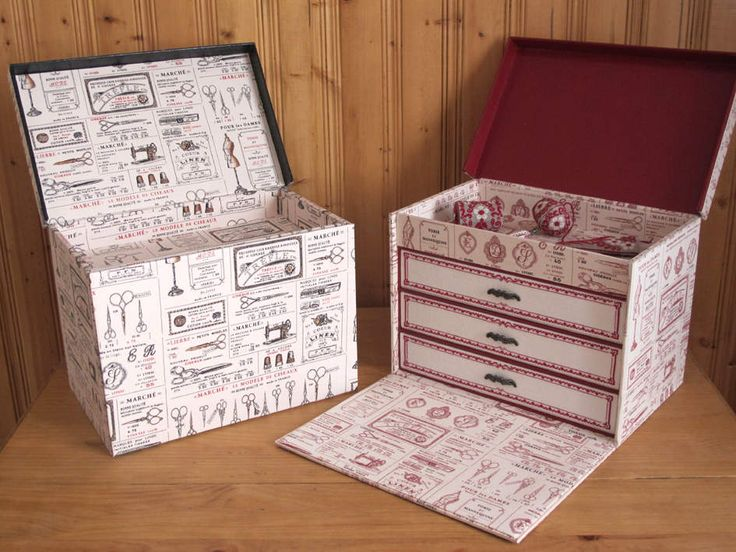 509 best images about cartonagem on pinterest sewing box tea box and favor boxes. Black Bedroom Furniture Sets. Home Design Ideas
