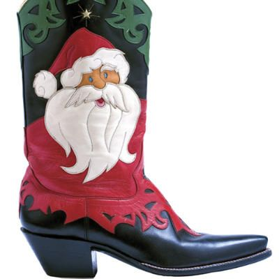 Santa, I want these boots for Christmas!!
