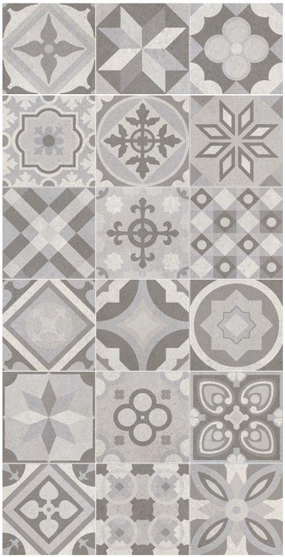 Prachtige serie decoratieve vloertegels Vives Ribadeo Gredos 30x30 bij Vlagsma Tegelwalhalla in Bolsward! Koop uw tegels online bij de tegelspecialist!