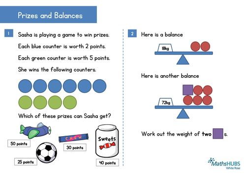 fractions maths ks1