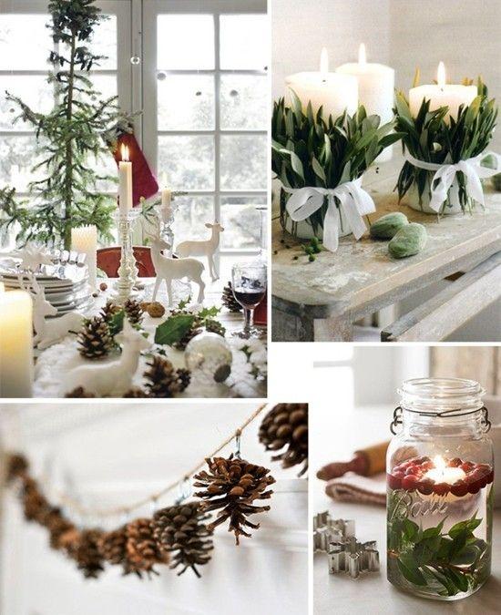 90 skandinavische Weihnachtsdekorationen Ideen zum perfekten Wohlfühlen