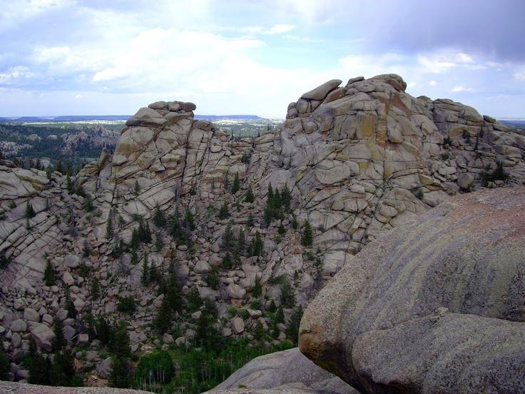 Veedawoo (w is pronounced like a v) outside Laramie, Wyoming, 2006