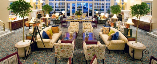 The Lounge at the Table Bay Hotel, Cape Town