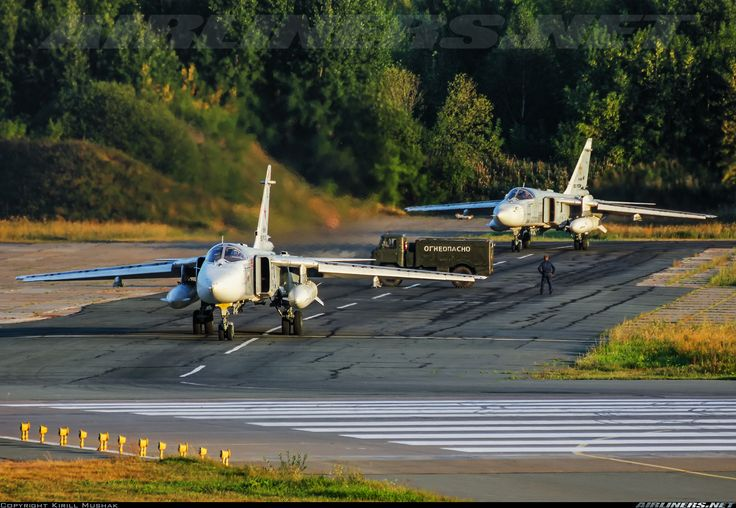 Sukhoi Su-24M - Russia - Air Force | Aviation Photo #3947223 | Airliners.net