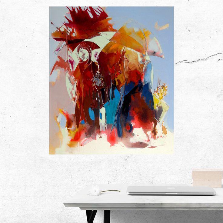 #Soyut Serisi - 6 (Abstract Series - 6) by Bülent Yavuz Yılmaz  Tuval üzerine #YağlıBoya / #Oiloncanvas 80cm x 90cm  #gallerymak #sanat #tablo #resim #koleksiyon #sanat #sanateseri #sergi #galeri #abstractart #abstractexpresssionism #oilpainting #yagliboya #painting #contemporaryart #artcollector #artcollective #flaming_abstracts #artgallery #sanatgalerisi #cagdassanat #artforsale #artmarket #dekorasyon #finearts