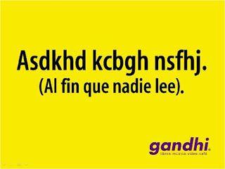 Publicidad - Gandhi