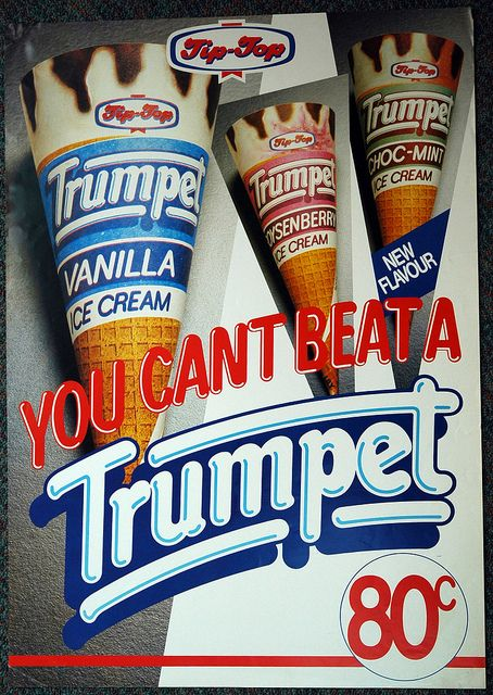 Tip-Top - Trumpet by kiwigame, via Flickr