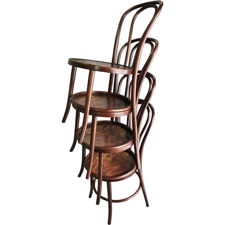 Replica Bentwood Stackable Chairs $159