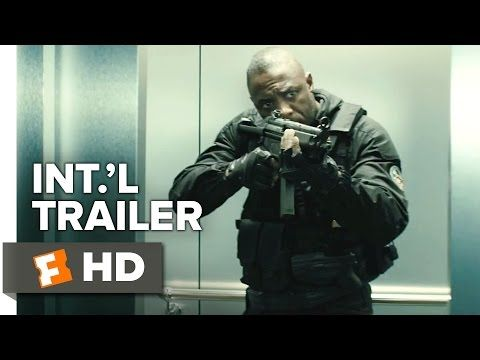 Bastille Day Official International Trailer #1 (2016) - Idris Elba, Richard Madden Action Movie HD - YouTube