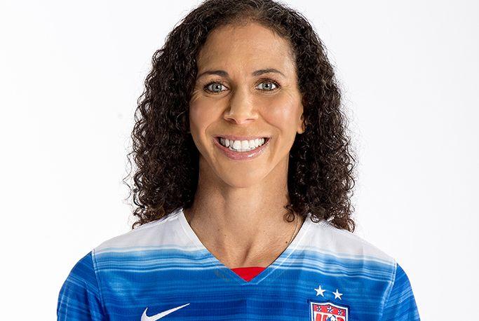 Shannon Boxx 2015 FIFA Women's World Cup - U.S. Soccer