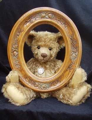 Teddy-Bears.Org : Teddy Bear Artist Past Time Bears by Sue Ann Holcomb