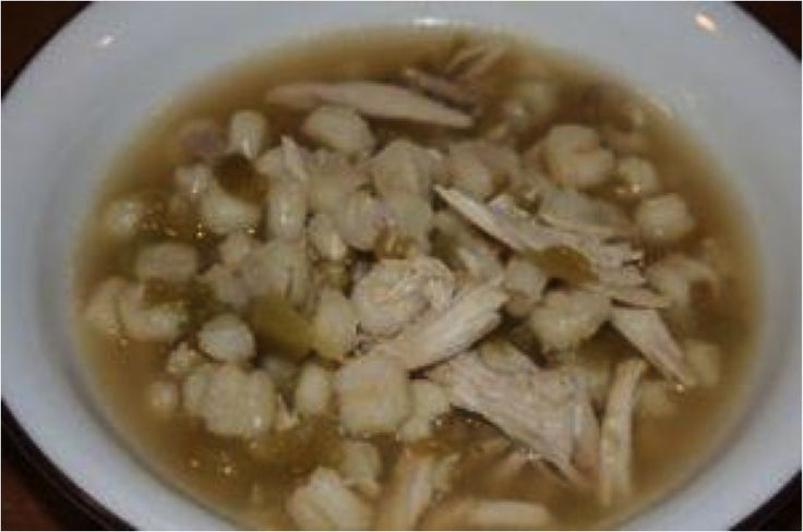 My object is a recipe for posole (po-soul-e). It is from my country Mexico. My grandma came to America and gave the recipe to my mom. Posole is usually made for celebrations like Christmas, May 5, Birthdays, Halloween stuff like that. The posole is made of chicken stew, chickpeas, and mint and onion. It is important to me SINCE when my mom cooks it, it brings back memories. My question to my ancestors would be who invented it? David H.
