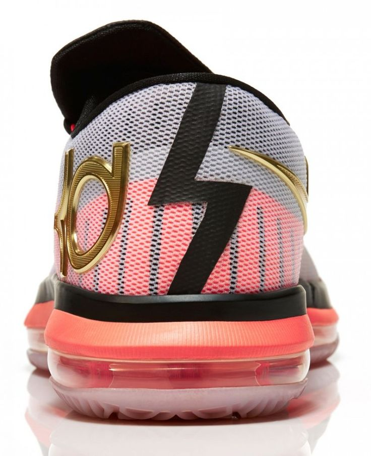 Nike KD 6 Elite / Gold