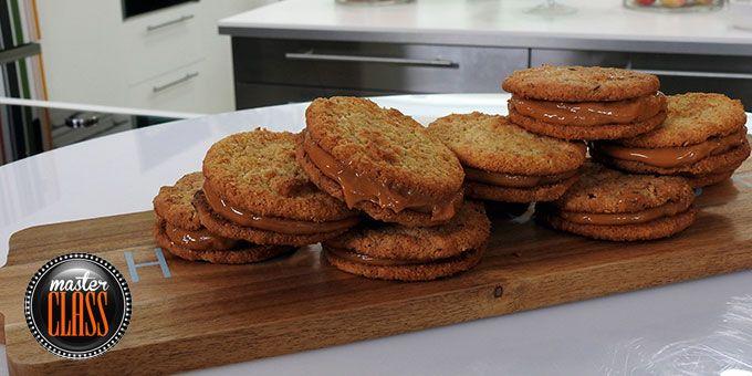 Γεμιστά μπισκότα από την Αργεντινή (Alfajores)