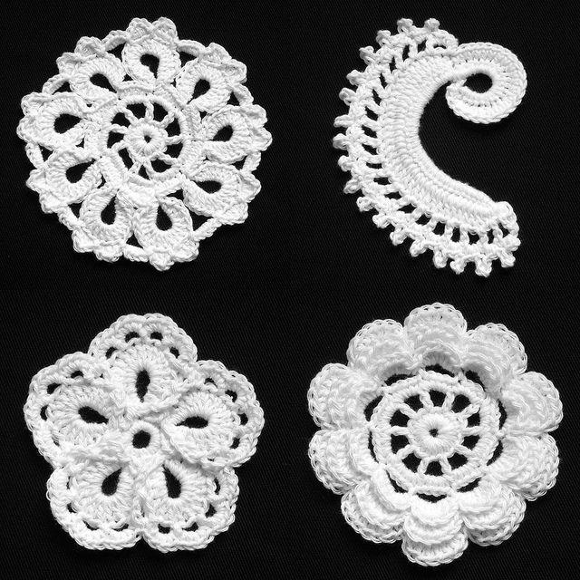 891 best images about Irish crochet... on Pinterest ...
