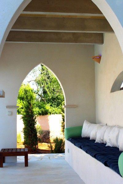 CAS 3 LLEÓNS - Stadthaus Fincastil in Santanyi/ Es Llombards, Pool, Terrassen bis 4 oder 8 Personen