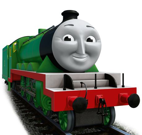 Thomas Friends Henry The Green Engine