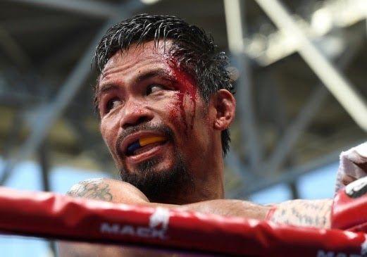MANILA: Legenda tinju Filipina, Manny Pacquiao hari ini menggesa Pertubuhan Tinju Dunia (WBO) mengkaji semula 'keputusan tidak adil...
