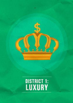 District 1 The Hunger Games