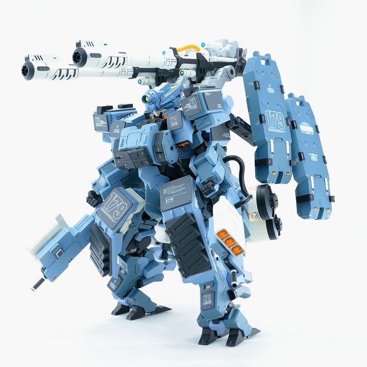 TINAMI - [モデル]【FA】スーパーナウマン