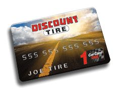 Apply for a Discount Tire credit card, sign into your Discount Tire credit card, pay your bill, view your statements and compare other cards.