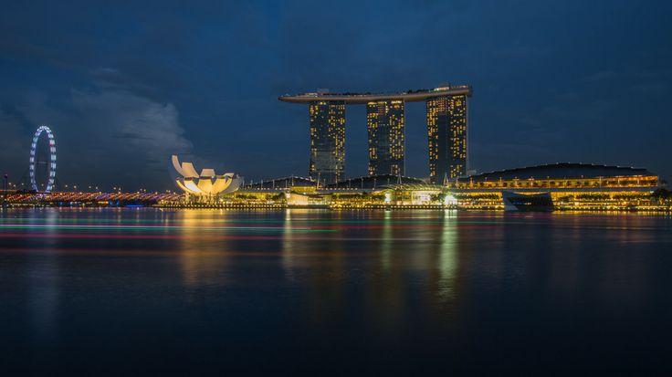 Marina Bay Sands nightshoot by Agustin Ramirez Valenzuela on 500px
