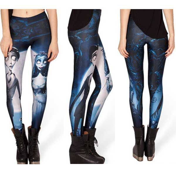 CORPSE BRIDE 3D Digital Printing Sexy Leggings Elastic Plus Size  Only $19.99 => Save up to 60% and Free Shipping => Order Now!  #Bracelets #Mystic Topaz #Earrings #Clip Earrings #Emerald #Necklaces #Rings #Stud Earrings  http://www.leggingsi.com/product/corpse-bride-3d-digital-printing-sexy-leggings-elastic-plus-size/