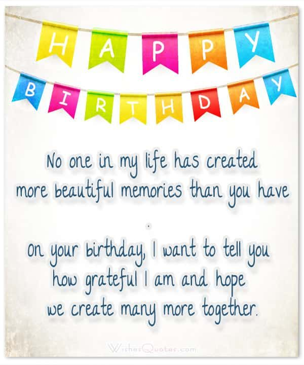 1000+ Ideas About Beautiful Birthday Wishes On Pinterest