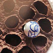 18мм 50шт Китай Цветочные керамические шарики... – RUB p. 1 266,05