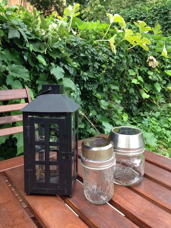 25 best ideas about lanterne solaire on pinterest - Lampe solaire jardin ikea ...