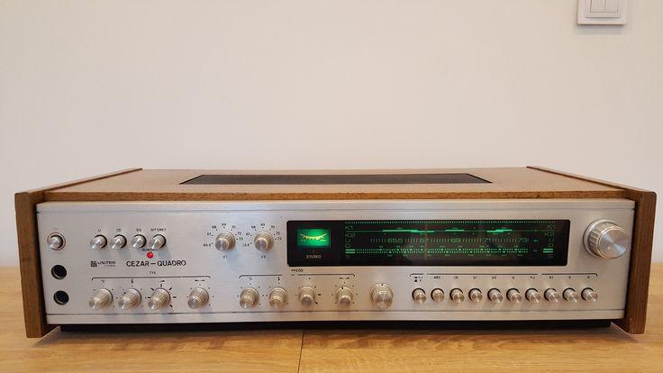 Amplituner Unitra Diora CEZAR DKS-201 16001