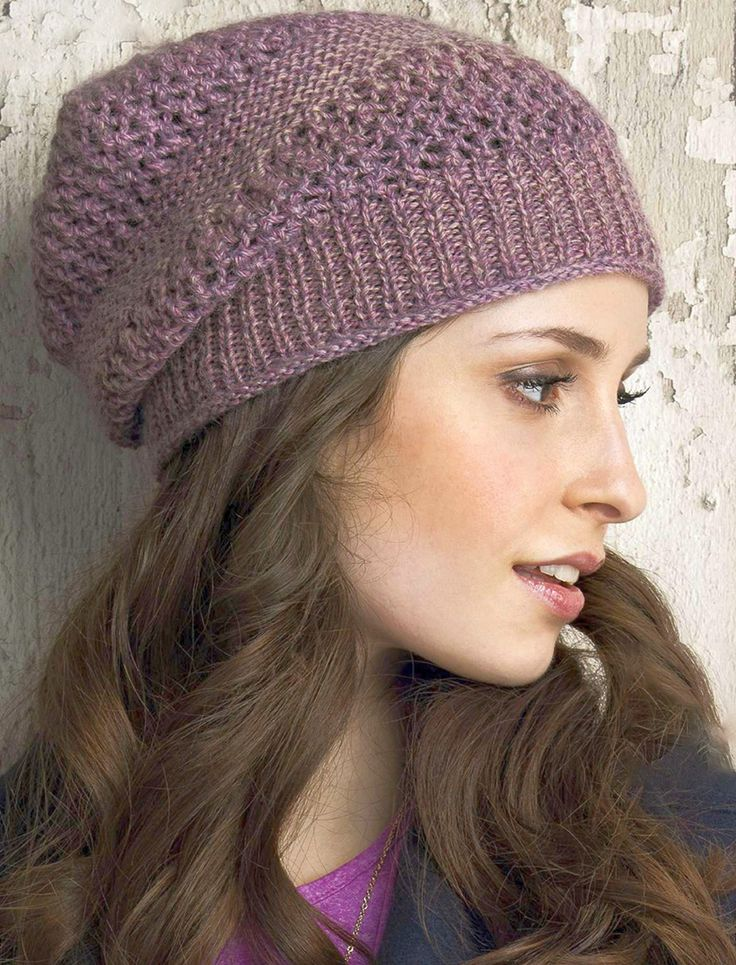 Free Knitted Beanie Pattern Image Collections Knitting Patterns