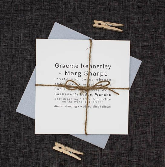 This modern and elegant square wedding invitation wedding invitation is a great way to invite your guests to your wedding day.