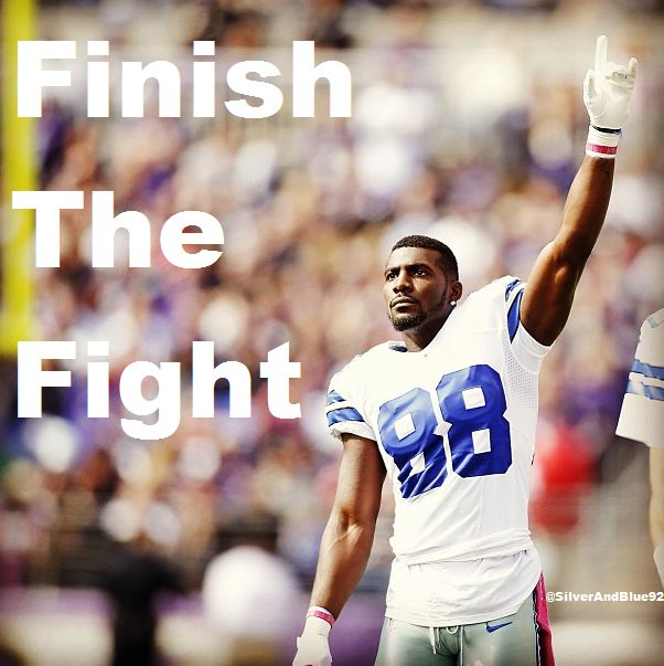 Dez Bryant - Finish The Fight
