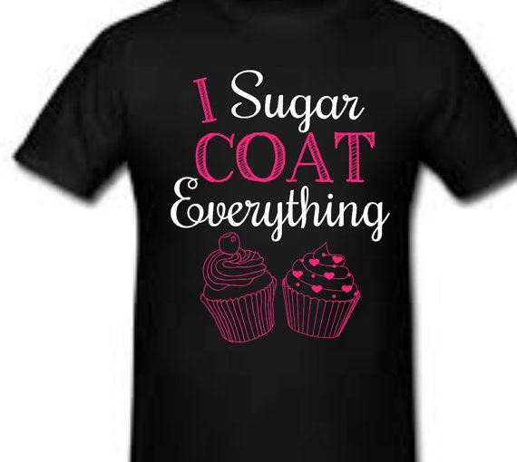 Sugar Coat Baking Shirt