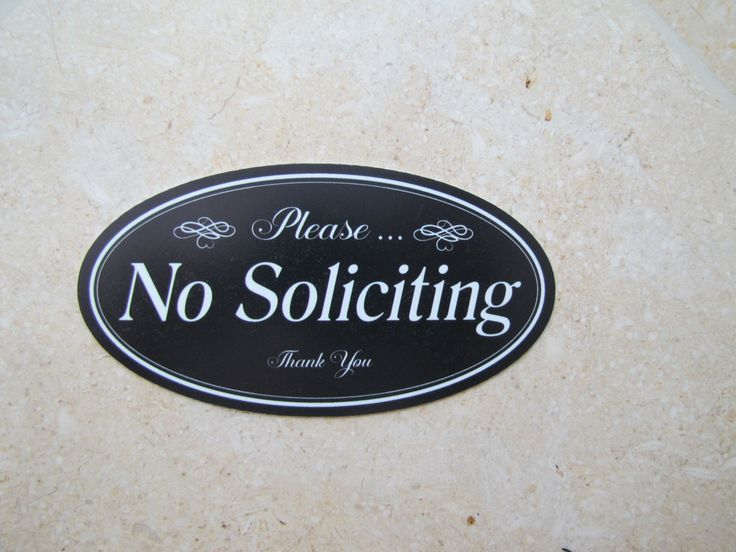 No Soliciting Sign   No Soliciting Signs Vintage   No Soliciting Signs   Please No Soliciting Sign   No Solicitation   No Solicitors Signs by KiddAdventures on Etsy