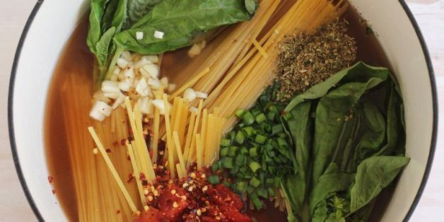 One Pot Pasta Recipes That Will Save Weeknight Dinners Everywhere